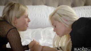 Elsa Jean – Blonde Babes Enjoy BBC Foursome