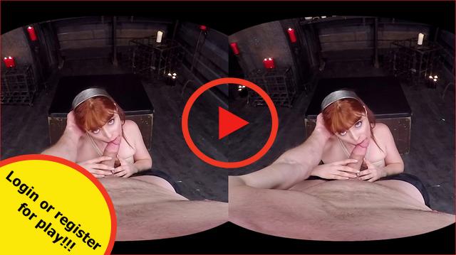 VR Porn – KinkVR – Penny Pax Eager to Serve Pt. 1