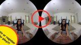 Nikki Benz 3D VR Porn