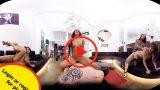 VR Porn – Gala Brown – Silvia Rubi – Natty Mellow and Jesyka Diamond
