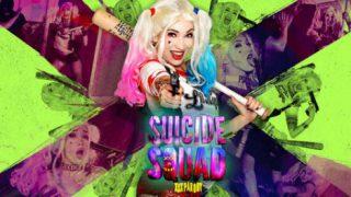Aria Alexander Suicide Squad XXX Parody – DigitalPlayground