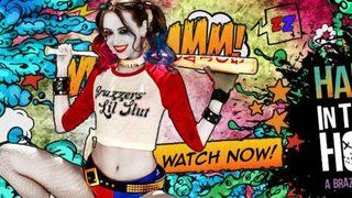 Brazzers Exxtra Riley Reid Harley In The Nuthouse XXX Parody