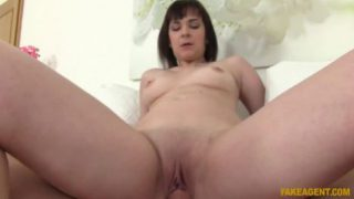 Creampie FakeAgent – E496 Lena Shy Girl Wants to Be Model