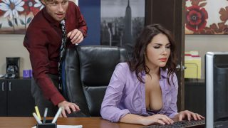 Brazzers HD – BigTitsAtWork Valentina Nappi All Natural Intern