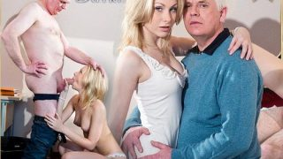Ysis Firstime anal with old man