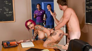 Brazzers – BigTitsAtSchool – Anna Bell Peaks Sexy Pictures Worth A Thousand Words