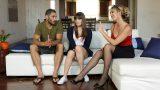 Nubiles Porn TeacherFucksTeens – Alison Rey Brett Rossi Picked Up By Teacher