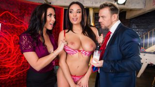 BrazzersExxtra – Anissa Kate, Rachel Starr  – You Can Cream On Me – 27.12.2016