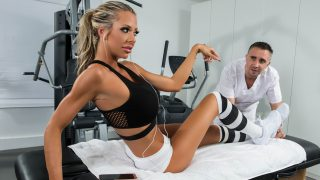Brazzers  DirtyMasseur  Courtney Taylor  Stress Buster – 05.12.2016