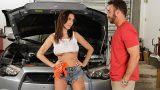 BrazzersExxtra  Ashley Adams  The Mechanic – 08.12.2016