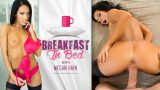 Breakfast in Bed Megan Rain – WankzVR
