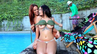 RealityKings  EuroSexParties Gala Brown & Claudia Bavel – Big Dick Service