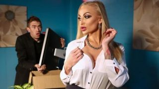 Brazzers.com Tits Thighs And Office Supplies Kayla Green & Danny D