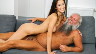 HD GrandpasFuckTeens Darcia Lee Feels So Good