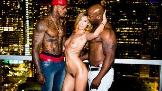 HD BlackedRaw Euro Model Loves BBC