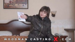 Julia Sweet Woodman Casting