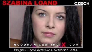 Szabina Loand Woodman Casting X