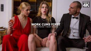 Babes – Work Cums First