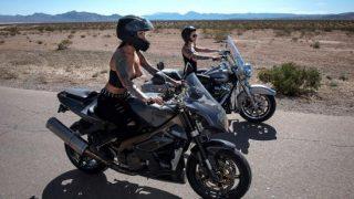 HD Brazzers Exxtra – Bloodthirsty Biker Babes: Part 3