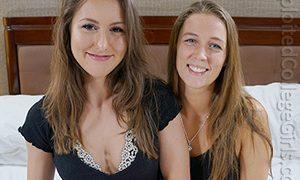 ExploitedCollegeGirls – Paige & Elena Threeway