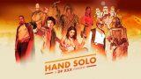 Hand Solo Porn XXX Parody 2018