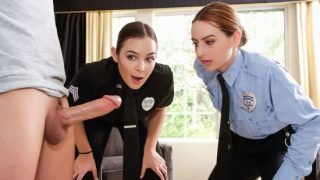 RK – Two Cops In Heat – Blair Williams and Scarlett Johnson