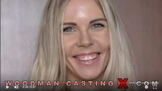 WoodmanCastingX Florane Russell – Hard Anal