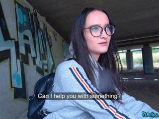 Czech public agent porn