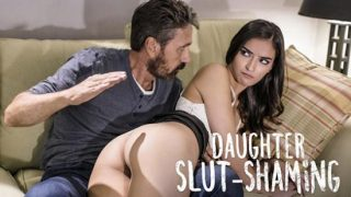 PureTaboo – Emily Willis – Daughter Slut-Shaming