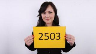 CzechCasting 2503 Martina (aka Sabina Black)