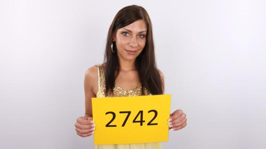 HD Czech Casting Radka 2742