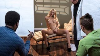 Nicole Aniston – Abstract Sexpressionism /BrazzersExxtra/