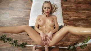 Nicole Aniston – Getting Off On The Job – DirtyMasseur