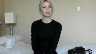 Olivia Sin – Casting X – WoodmanCastingX.com