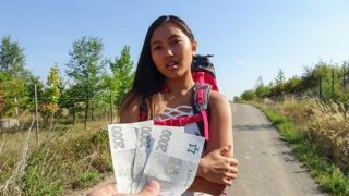 PublicAgent – May Thai (Roadside fuck with sweet Thai hiker)