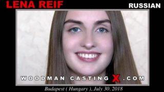 Woodman Casting X – Lena Reif