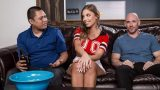 Brazzers.com – Britney Amber – Game Day Dicking