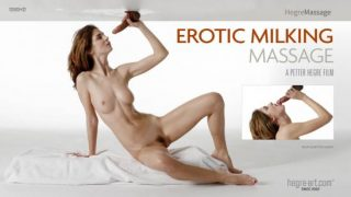 CHARLOTTA – EROTIC MILKING MASSAGE