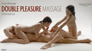 JULIETTA AND MAGDALENA – DOUBLE PLEASURE MASSAGE HEGRE-ART.COM