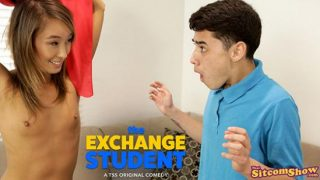 HD ThatSitcomShow – Christy Love – The Exchange Student Catch Me If You Can