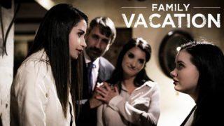 Gia Paige, Avi Love, Silvia Saige (Family Vacation)