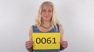 Czech Casting  0061 Klara