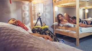 HD FakeHostel.com – Francys Belle – Double Dicking