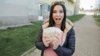 PublicAgent Alysa Gap (Russian Pussy Takes a Pounding)