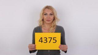 Czech casting Marcela 4375