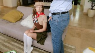 Daphne Dare – Small And Sexy Sales Pitch
