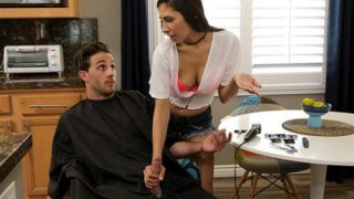 Gianna Dior fucks her stepbro