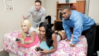Beeg – DaughterSwap – Lala Ivey – Layla Love – The Space Invade Hers