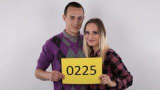 CzechCasting 0225 Natalie/vaclav