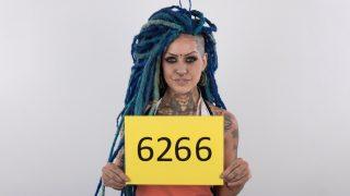 Czech Casting 6266 – Lady Blue